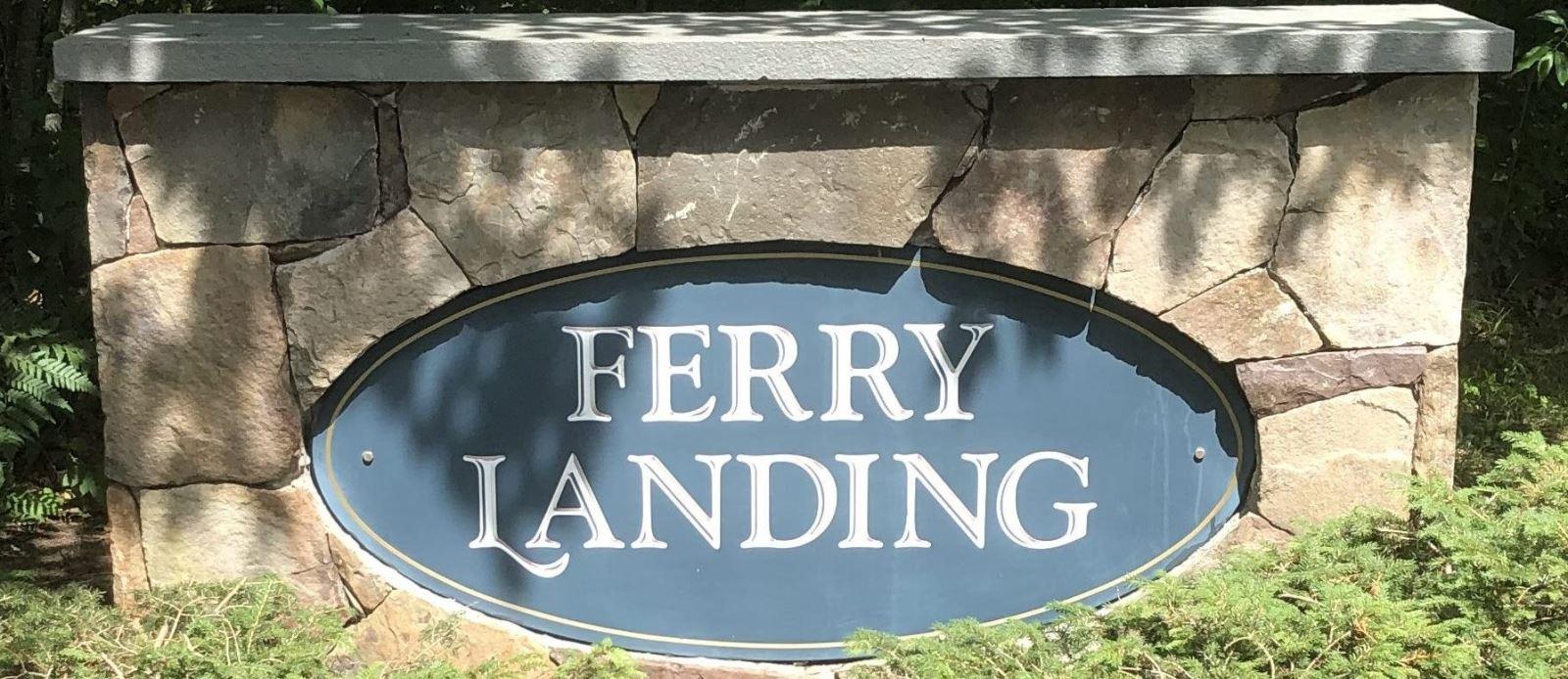 Ferry Landing HOA Website - Home